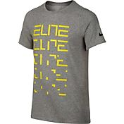 Nike Boys' Dry Elite Graphic T-Shirt
