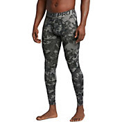 Nike Men's Pro Hypercool Digi Camo Printed Tights