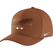 Nike Men's Texas Longhorns Burnt Orange Seasonal Swoosh Flex Classic99 Hat