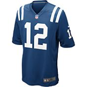 Nike Men's Home Game Jersey Indianapolis Colts Andrew Luck #12