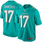 Nike Men's Home Limited Miami Dolphins Ryan Tannehill #17 Jersey