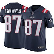 Nike Men's Color Rush 2016 Limited Jersey New England Patriots Rob Gronkowski #87
