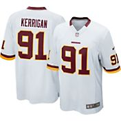 Nike Men's Away Game Washington Redskins Ryan Kerrigan #91 Jersey
