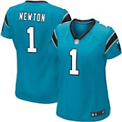 Nike Women's Alternate Game Jersey Carolina Panthers Cam Newton #1