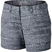 Nike Women's Printed Golf Shorts