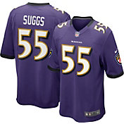 Nike Youth Home Game Jersey Baltimore Ravens Terrell Suggs #55