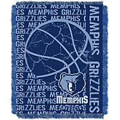 Northwest Memphis Grizzlies Double Play Blanket