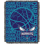Northwest Charlotte Hornets Double Play Blanket