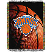 Northwest New York Knicks Photo Real Throw Blanket
