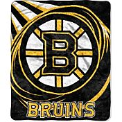 Northwest Boston Bruins Puck Sherpa Throw