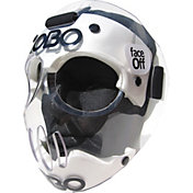 OBO Transparent FaceOff Field Hockey Mask