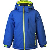 Snow Dragons Toddler Boys' Keyhole Insulated Jacket