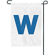 Party Animal Chicago Cubs 'W' Garden/Window Flag