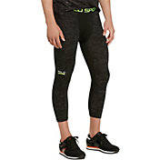 Polo Sport Men's Printed Three Quarter Length Compression Tights