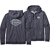 Patagonia Men's Fitz Roy Crest Full Zip Hoodie