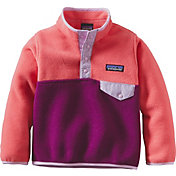 Patagonia Toddler Girls' Synchilla Snap-T Pullover Fleece