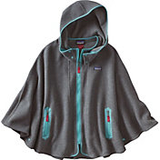Patagonia Women's Lightweight Synchilla Fleece Poncho