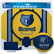 Rawlings Memphis Grizzlies Softee Basketball Hoop and Ball Set