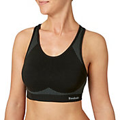 Reebok Women's Skinny Back Reversible Seamless Sports Bra