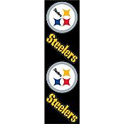 Rico Pittsburgh Steelers The Quad Decal Pack