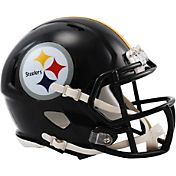 Riddell Pittsburgh Steelers Revolution Speed Mini Helmet