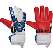 Select Adult 77 Slim Soccer Goalie Gloves