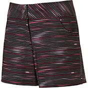 Slazenger Women's Neon Collection Printed Golf Shorts