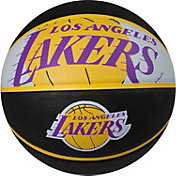 Spalding Los Angeles Lakers Full-Sized Court Side Basketball