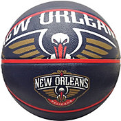 Spalding New Orleans Pelicans Full-Sized Court Side Team Basketball