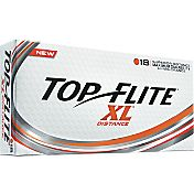 Top Flite XL Distance Orange Golf Balls – 18-Pack