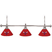 Trademark Games Chicago Bulls 60'' 3-Shade Billiard Lamp