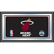 Trademark Games Miami Heat Framed Mirror