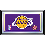 Trademark Games Los Angeles Lakers Framed Mirror