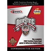 2003 Tostitos Fiesta Bowl Game: Ohio State Buckeyes vs. Miami Hurricanes DVD