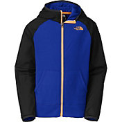 The North Face Boys' Glacier Track Full Zip Hoodie