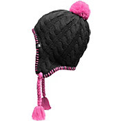 The North Face Girls' Fuzzy Earflap Beanie