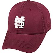 Top of the World Men's Mississippi State Bulldogs Maroon Crew Adjustable Hat