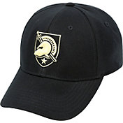 Top of the World Men's Army West Point Black Knights Army Black Premium Collection Hat
