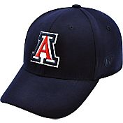 Top of the World Men's Arizona Wildcats Navy Premium Collection M-Fit Hat