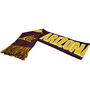 Top of the World Women's Arizona State Sun Devils Maroon/Gold Polar Vortex Scarf