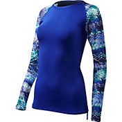 TYR Women's Emerald Lake Long Sleeve Swim Shirt