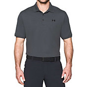Under Armour Men's Charged Cotton Performance Golf Polo