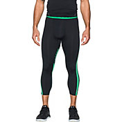 Under Armour Men's HeatGear Supervent Three Quarter Length Leggings 2.0