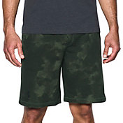 Under Armour Men's Sportstyle French Terry Printed Shorts
