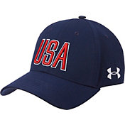Under Armour Men's ArmourVent USA Hat