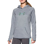 Under Armour Women's Storm Logo Twist Print Hoodie