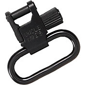 "Uncle Mike's 1"" Blued QD Super Swivel"