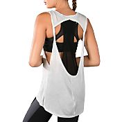 Zobha Women's Mia Double Twist Racerback Tank Top