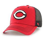 '47 Men's Cincinnati Reds Taylor Closer Red Fitted Hat