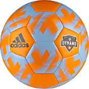 adidas Houston Dynamo Team Soccer Ball